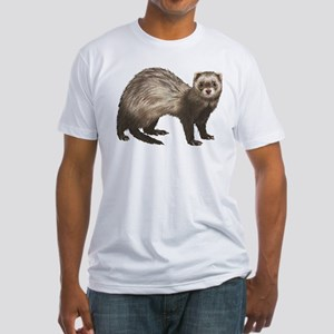 Ferret Fitted T-Shirt