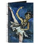 Dancer Drawings n Paintings Journal