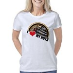 ilovemynutsCrop Women's Classic T-Shirt