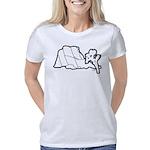 JtreeandIntersectionRock2 Women's Classic T-Shirt