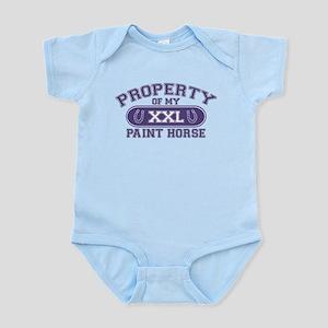 Paint Horse PROPERTY Infant Bodysuit