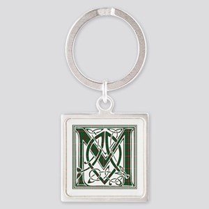 Monogram-MacKinnon hunting Square Keychain