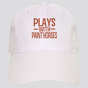 PLAYS Paint Horses Cap