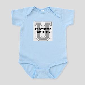 Paint Horse UNIVERSITY Infant Bodysuit