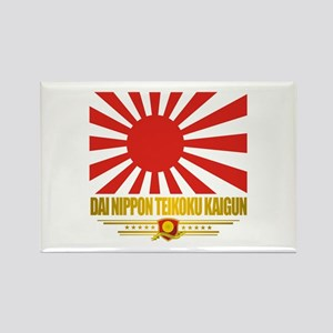 """Japanese Imperial Navy"" Rectangle Magnet"