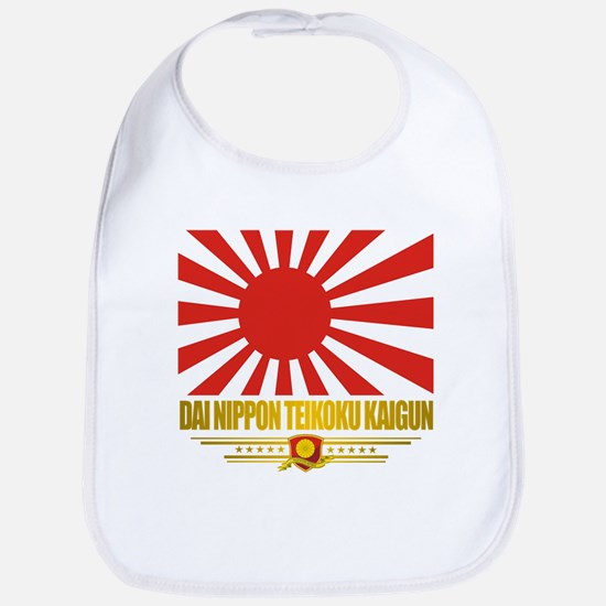 """Japanese Imperial Navy"" Bib"