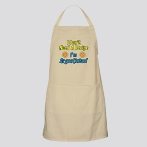 Don't Need Recipe Argentinian Apron