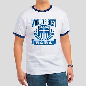 World's Best Greek Baba Ringer T
