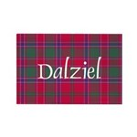 Tartan - Dalziel Rectangle Magnet (100 pack)