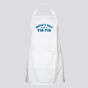 World's Best Yia Yia Apron