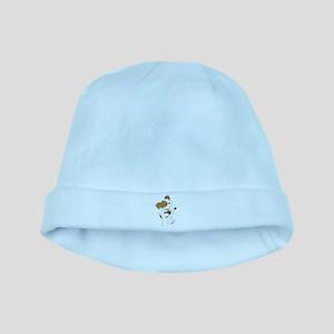 Cute Puppy Ukulele baby hat