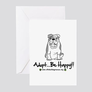 Bully2updated Greeting Cards