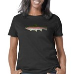 Rainbow Trout - Stream Women's Classic T-Shirt