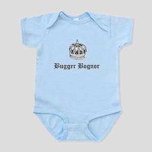 """Bugger Bognor"" Infant Bodysuit"