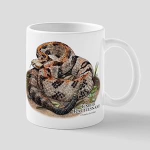 Timber or Canebrake Rattlesnake Mug