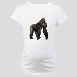 Gorilla Maternity T-Shirt