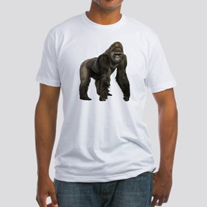 Gorilla Fitted T-Shirt