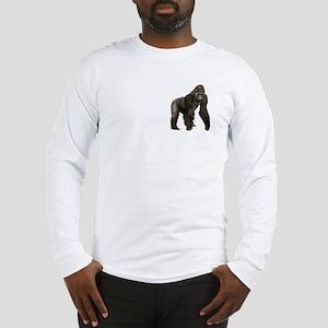 Gorilla Long Sleeve T-Shirt