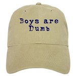 Boys are Dumb Cap