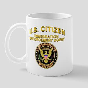 Border Patrol, Citizen Agent  Mug