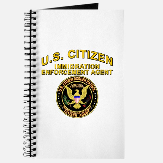 Border Patrol, Citizen Agent Journal
