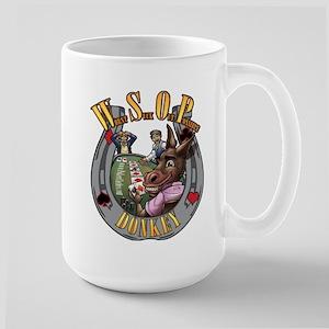 WSOP SHIRT Large Mug