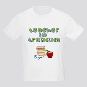 Future teacher Kids Light T-Shirt