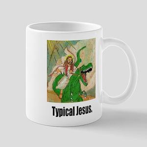 typical jesus Mugs