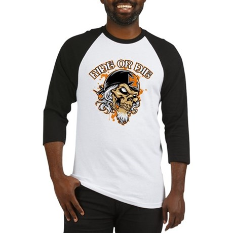 CP1020-Ride Or Die Baseball Jersey