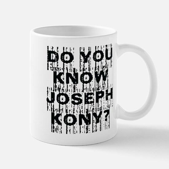 DO YOU KNOW JOSEPH KONY? Mug