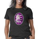 Ships Are For Girls Women's Classic T-Shirt