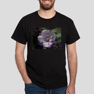 African Violet #02 Dark T-Shirt