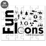 Fun Icon Puzzle