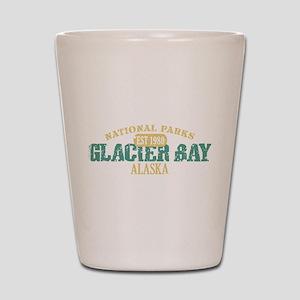 Glacier Bay National Park AK Shot Glass