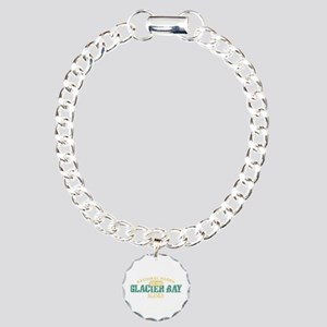 Glacier Bay National Park AK Charm Bracelet, One C