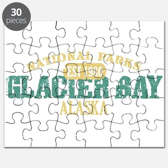 Glacier Bay National Park AK Puzzle