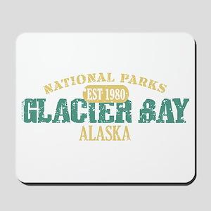 Glacier Bay National Park AK Mousepad
