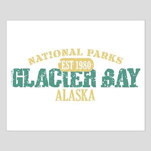 Glacier Bay National Park AK Small Poster