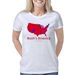 Shirt_BushsAmerica_01      Women's Classic T-Shirt