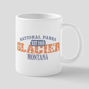 Glacier National Park Montana Mug