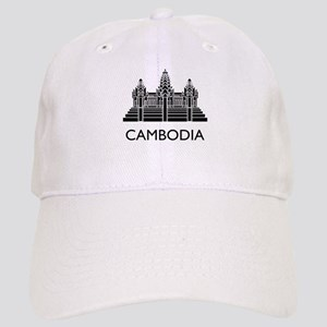Cambodia Angkor Wat Cap