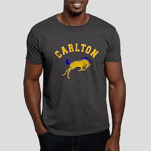 Carlton School Mustangs Dark T-Shirt