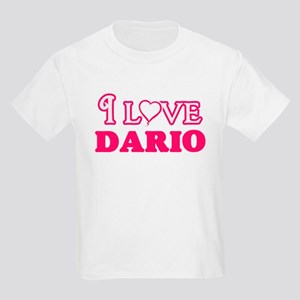 I Love Dario T-Shirt