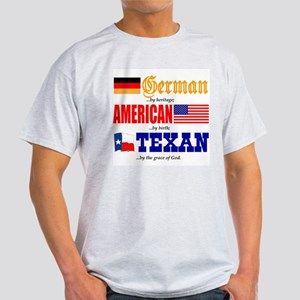 T-Shirt - German Heritage/Texan