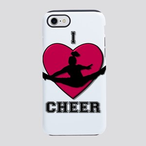 Love Cheerleading iPhone 7 Tough Case