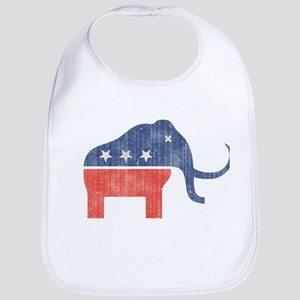 GOP Mammoth Logo Bib