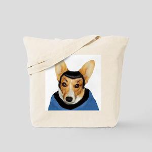 Blue Vulcan Pippin Tote Bag
