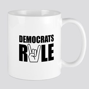 Democrats Rule Mug