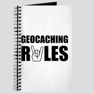 Geocaching Rules Journal