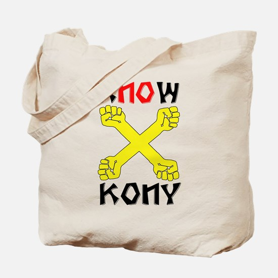KNOW KONY Tote Bag